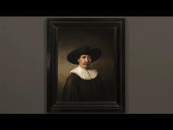 ING: The Next Rembrandt, 4 Outdoor Advert by J. Walter Thompson Amsterdam, New Amsterdam Film Company