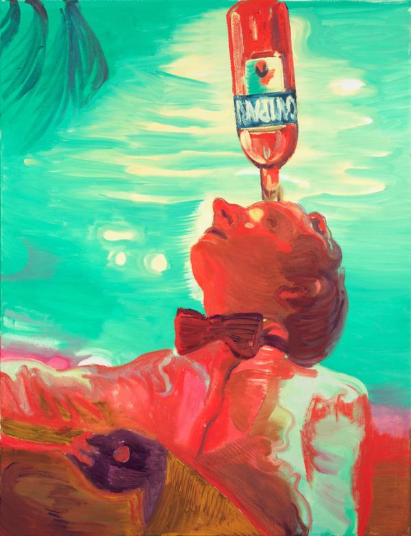 Campari-posters: New Bentvanlooy