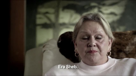 Canal+: The woman who can't watch movies [spanish] Film by FCB Madrid