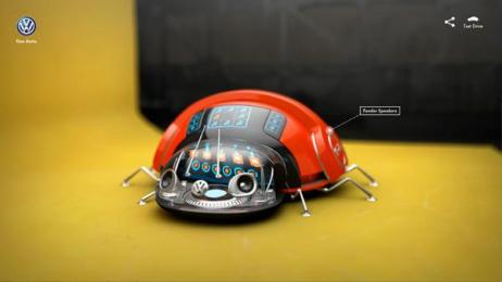 Volkswagen: Bug Configurator, 3 Digital Advert by Ogilvy & Mather Beijing, Ogilvy Beijing Lab / Beijing