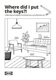 "IKEA: IKEA ""Stay Home"" Catalog - Family Boredom Solutions, 10 Print Ad by McCann Tel Aviv"