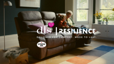 DFS: Resilience Fabric, 4 Print Ad by Krow Communications, Outsider
