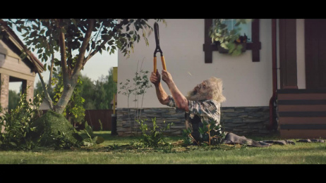 Pandao: Zombie - Family Film by Possible Moscow