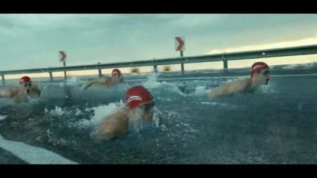 Bridgestone: Road to Rio, Potenza Film by Publicis Hawkeye