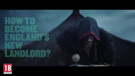 Ubisoft: Assassin's Creed – Valhalla Film by DDB Paris, Eddy