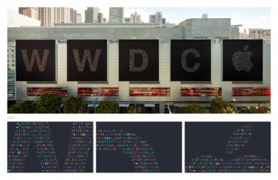 Apple: Wwdc 2016 [image] 4 Ambient Advert by Apple.