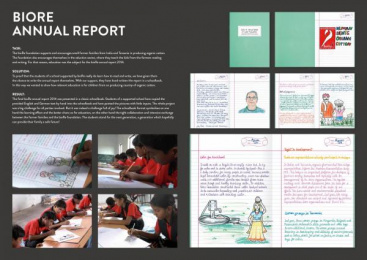 Biore: Annual report Direct marketing by Krieg Schlupp