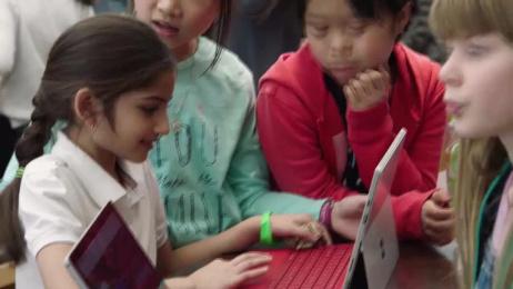 Microsoft: See Whats Next Digital Advert by m:united, McCann New York, Tool Of North America