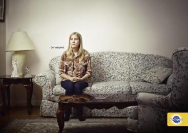 Pedigree: Sandra Print Ad by BBDO Germany