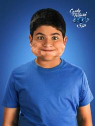 Cantinho Doce: Boy Print Ad by Quadrante Advertising