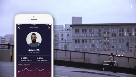 Bjorn Borg: Sprinter Digital Advert by Garbergs Annonsbyra