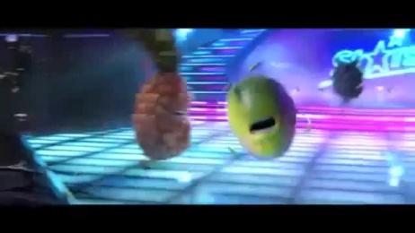 Orangina: Oasis, Be Fruit Film by KR Media, Marcel Paris