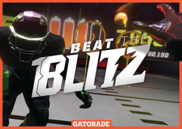 Gatorade: Beat the Blitz, 5 Digital Advert by VML Kansas City