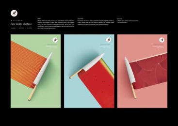 Zwilling J.a. Henckels: Long Lasting Sharpness Print Ad by Herezie