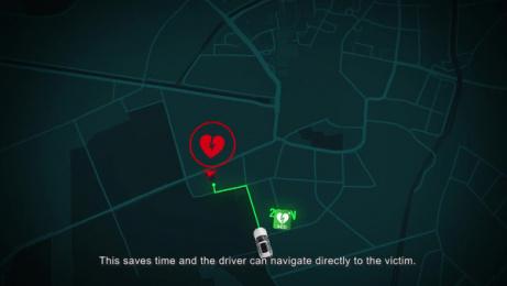 Volvo: Volvo Lifesaver Film by Ogilvy & Social.Lab, Smarthouse