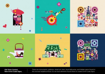 Hong Kong Tourism Board: The art of introducing Old Town Central to the world, 3 Design & Branding by Grey Hong Kong
