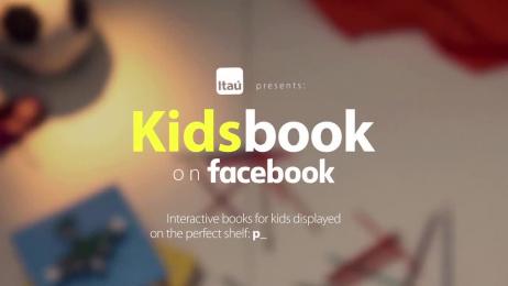 Itau Bank: Kidsbook Collection [video] Case study by Africa Sao Paulo, Um Studio