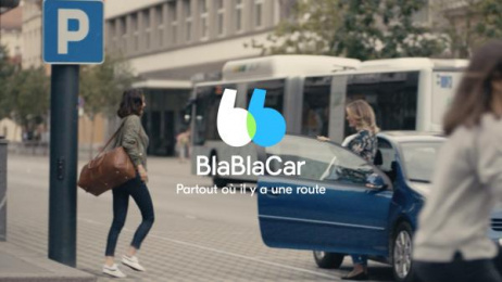 BlaBlaCar: Change, 2 Print Ad by Change Paris