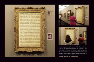 Masp - Museum Of Art Of Sao Paulo: Picture Print Ad by DDB Sao Paulo