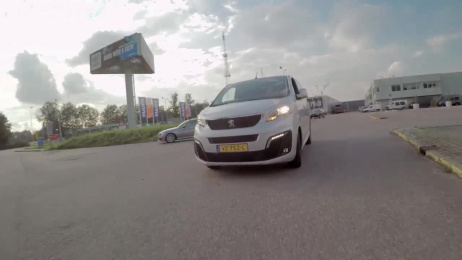 Peugeot Expert: For the expert Outdoor Advert by Havas Boondoggle Amsterdam, Made.For.Digital