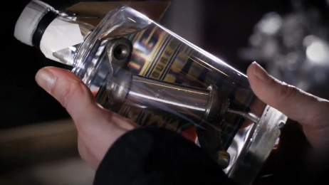 Ehinger Kraftrad: First Gin including Harley Davidson's true spirit Film by Pfefferminzfilm, Serviceplan Munich
