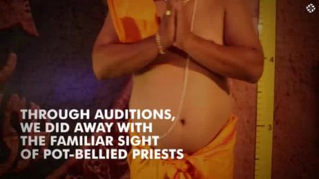 Nutralite: PRAY TO LOSE Film by DDB Mudra Group Mumbai