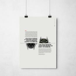 Vertex: Original [poster] Print Ad by Grey London