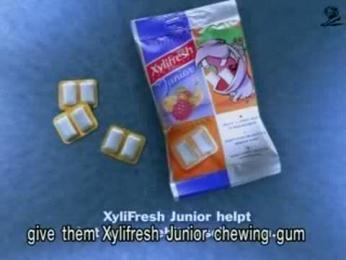 Xylifresh Junior Gum: GRANDMA Film by S-w-h