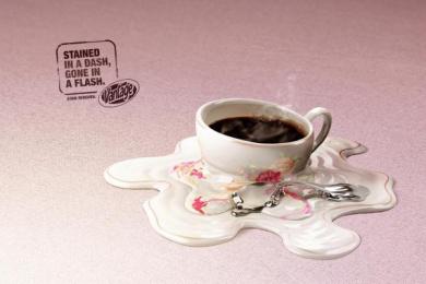 Vantage: Coffee Print Ad by DPZ Sao Paulo