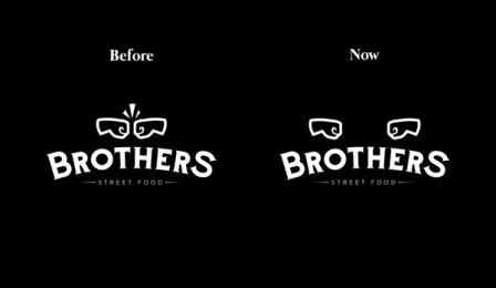 Brothers: Brothers Logo Design & Branding by Draftz Araçatuba