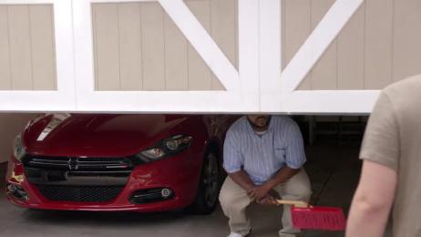 Dodge Dart: Garage Door Film by Caviar, Wieden + Kennedy Portland