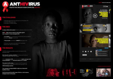 Norton Anti Virus: ANTIVIHRUS Promo / PR Ad by Tiempo BBDO