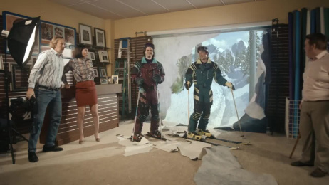 Geico: Smile And Say Skis Film by The Martin Agency Richmond