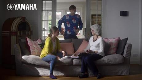 Yamaha: Sound that connects [6 sec] Film by FCB Hamburg