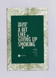 Groupama: Smoking Print Ad by Kuest Prod, Marcel Paris, Prodigious