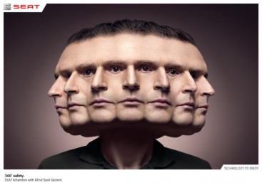 Seat: Man Print Ad by Lowe Istanbul