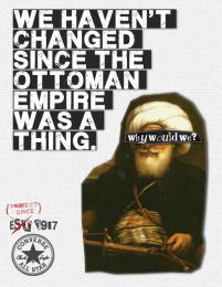Converse: Ottoman Empire Print Ad by Miami Ad School New York