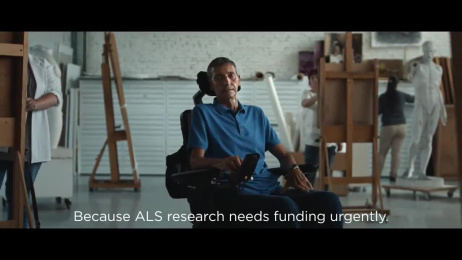 ALS League: Work for ALS Film by Publicis Brussels