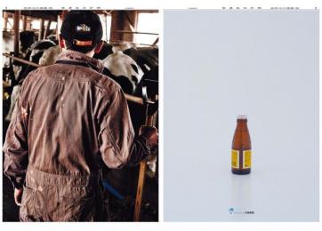 The Shinano Mainichi Shimbun: The Back, 2 Print Ad by Frontage, O-THANKS Inc.