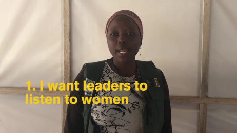 International Rescue Committee (IRC): 8 Steps We Can Take To Support Women And Girls Film by Team collaboration, The Edge Picture Company