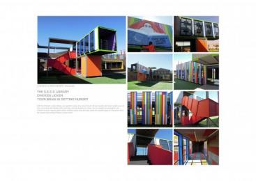 S.E.E.D Libraries: S.E.E.D Libraries, 2 Design & Branding by 140 BBDO Cape Town