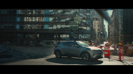Toyota C-HR: Crossover the Wrodl [Making of] Making of by Juice Group, Tohokushinsha Film Corporation