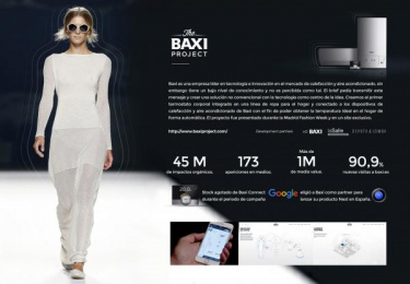 Baxi: Baxi project [image] Digital Advert by Yslandia