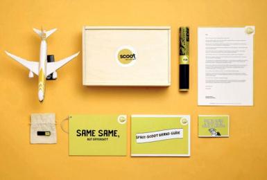 Scoot: Inspiring Spirit Direct marketing by Calibre Pictures, Saatchi & Saatchi Singapore