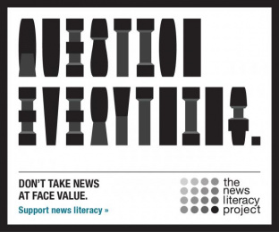 The News Literacy Project: #SeeAllTheAngles, 3 Design & Branding by J. Walter Thompson New York