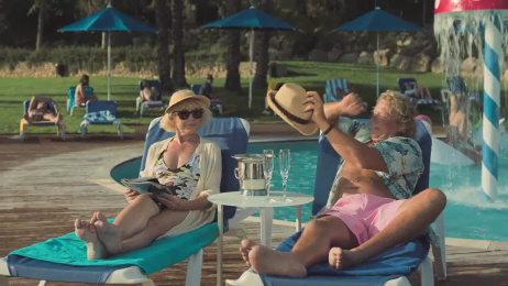 Dé VakantieDiscounter: Holiday cliché, 4 Film by this that + the other & Unit CMA