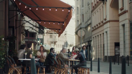 Yoplait: The French Girl Film by 72andsunny, The Directors Bureau