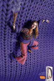 Brastemp Pret-a- Porter Fabric Freshener: INCENSE Print Ad by DDB Sao Paulo, DM9DDB Sao Paulo