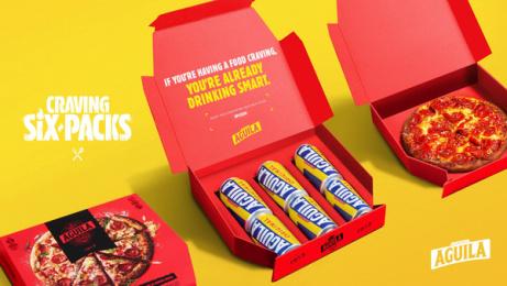 Aguila: Craving Sixpacks, 2 Print Ad by MullenLowe SSP3 Bogota, Tonka Films