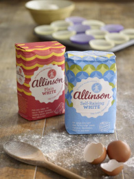 Allinson Flour: Dusting Off, 2 Print Ad by Family (and friends) London